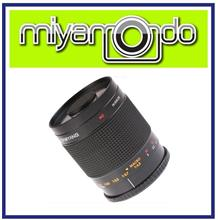 NEW Samyang 500mm MC IF F/8 Telephoto Mirror Lens For Olympus 4/3