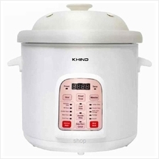 Khind 6.8L Soup Cooker White - SC680C)