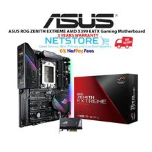 ASUS ROG ZENITH EXTREME AMD X399 EATX Gaming Motherboad Wi-Fi DDR4