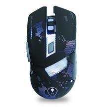 AVF Mouse Wired Laser USB GAMING FREAK II 6D (AGM-X10) BLACK
