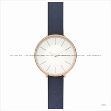SKAGEN SKW2723 Women's Karolina Interchangeable Leather Strap Blue