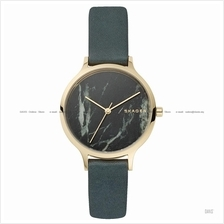 SKAGEN SKW2720 Women's Anita Marble Interchangeable Leather Green