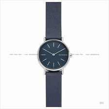 SKAGEN SKW2728 Women's Signatur Slim Interchangeable Leather Blue