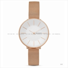 SKAGEN SKW2688 Women Karolina Interchangeable Mesh Bracelet Rose Gold