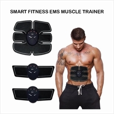 Smart Fitness EMS Six Pack Simulator Body Muscle Trainer Abs Builder