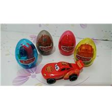 Super car egg - for him