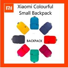 2018 New Xiaomi Colorful Mini Backpack Bag 8 Colors
