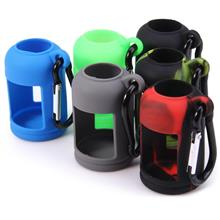VAPE JUICE SILICONE CASE E-JUICE CASE WITH HOOK