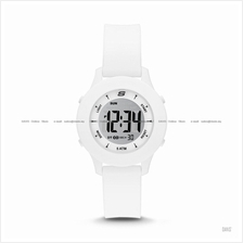 SKECHERS Watch SR6142 Women's Rosencrans Mini Digital Silicone White