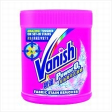 Vanish Pink Powder 900G, Removes Stubborn Stains from Clothes