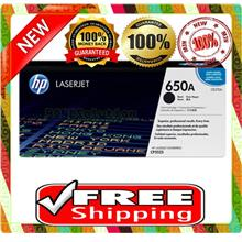 NEW HP 650A / CE270A BLACK Toner CP5525 (FREE SHIPPING)