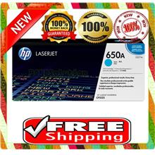NEW HP 650A / CE271A CYAN Toner CP5525 (FREE SHIPPING)