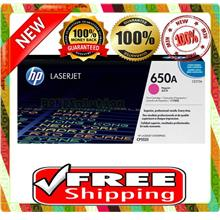 NEW HP 650A / CE273A MAGENTA Toner CP5525 (FREE SHIPPING)
