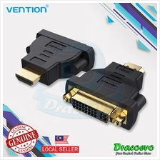 Vention DVI Female To HDMI Male Converter 1080P Audio Video Adapter