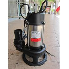 Bossco 3.0HP 3' / 80mm Sewage & Wastewater Submersible Pump