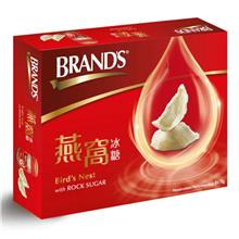 BRANDS Birds Nest with Rock Sugar 70g x 6s