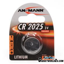 Ansmann CR2025 Lithium 3.0V Battery