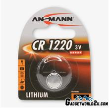Ansmann CR1220 Lithium 3.0V Battery