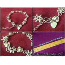 **incendeo** - Disney Mickey Silver 925 Bracelet for Ladies