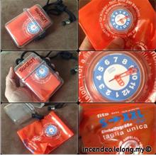 **incendeo** - Authentic SWATCH POP Aquafun 1997 Collectible Watch