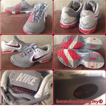 **incendeo** - Authentic NIKE Air Max Ballistic 3.3 Shoe