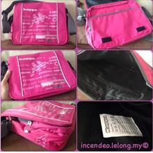 **incendeo** - Authentic kappa Pink Crossbody Bag