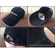 **incendeo** - Authentic BROOKS No.09 Black Cap