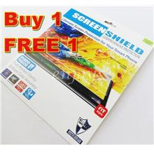 2x Ultra Clear 4H LCD Screen Protector Microsoft Surface 3 (Not Pro)