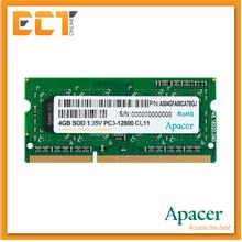 Apacer 2GB DDR3 1600MHZ (PC4-12800) Low Voltage Laptop Memory RAM