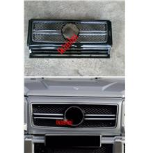 Mercedes Benz G-Class W463 `86-`11 Front Grille G63 Look