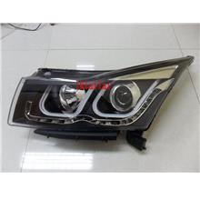 CHEVROLET CRUZE '08-11 U Style DRL R8 Projector HEAD LAMP
