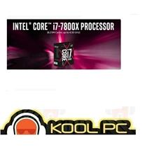 * INTEL CORE i7-7800X PROCESSOR (8.25M Cache; up to 4.30 GHz)
