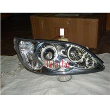 DEPO Toyota CAMRY '04-05 Projector CCFL Head Lamp [Chrome]