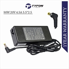 Lenovo Compatible Laptop AC Power Adapter 90W 20V 4.5A 5.5*2.5 Charger
