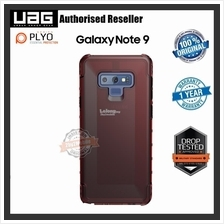 UAG Urban Armor Gear Plyo Samsung Galaxy Note 9 Note9 case (red)