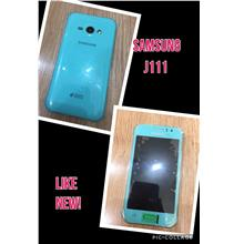 Samsung J111 Original Like New.
