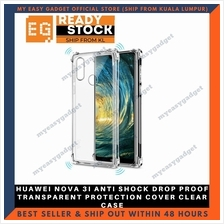 ANTI SHOCK TPU SILICONE SHOCK PROOF CASE HUAWEI NOVA 3I