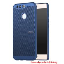 Huawei Honor 8 9 5C 5A 6X Cooling Hard Back Case Cover Casing