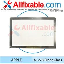 Apple MacBook Pro A1278 Front Glass