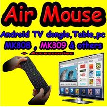 Air Mouse Fly Mouse RC11 remote control wireless mouse MK808 MK809 Android TV
