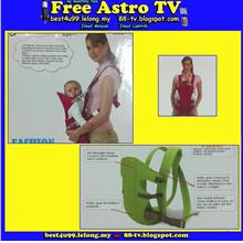 Pendukung Bayi Carry Baby Carrier Moby Wrap Suppori kid child beg bag