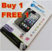 Enjoys: 2x Ultra Clear LCD Screen Protector for HTC Butterfly S / 901e