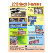2018 STOCK CLEARANCE