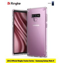 [Ori] Official Ringke Fusion for Samsung Galaxy Note 9 (Clear)