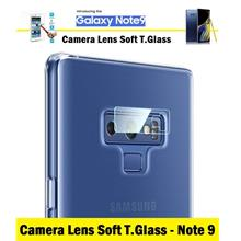 Camera Lens Soft Tempered Glass for Samsung Galaxy Note 9 (HD Clear)