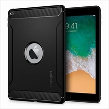 ORI SPIGEN Rugged Armor For NEW IPAD 9.7 2017 2018 Case Cover Casing