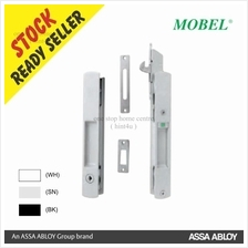 MOBEL MBWSL M6 (25-32mm) Sliding Door Lock With Key (Hook Adjustable)