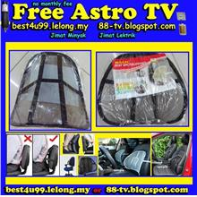 Car Seat Back Brace Support office house home Seats Chair Lumbar Mesh