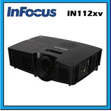 InFocus IN112xv Projector DLP SVGA 3D Bluray Projector