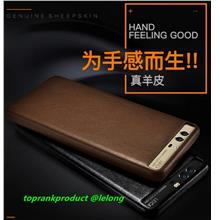 Original XOOMZ Huawei P10 / Plus Real Leather Back Case Cover Casing